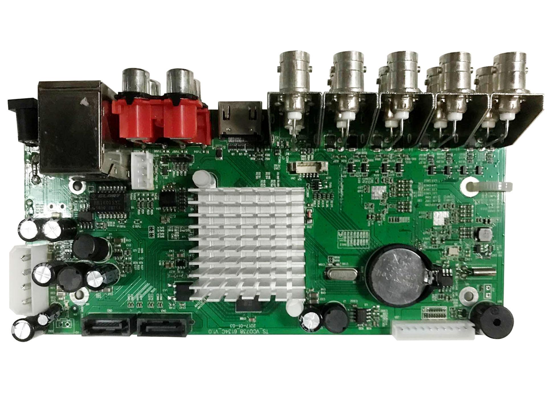 8路1080N VC0738方案