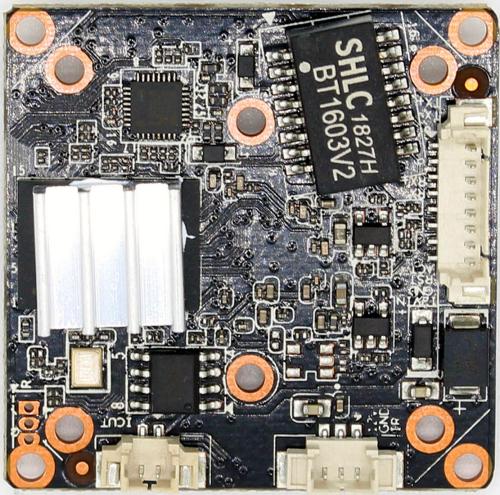 200万 38*38标准板模组 IPC1323