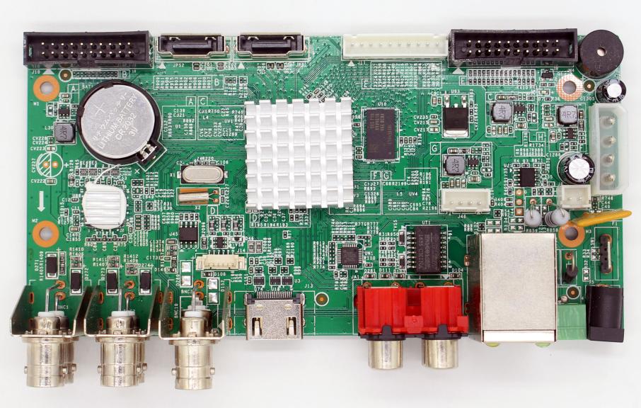4路1080P非实时系列3520DV400方案